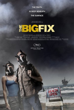 The Big Fix poster