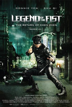 Legend of the Fist poster