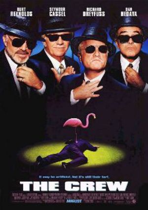 The Crew - Griniga gamla gangsters poster