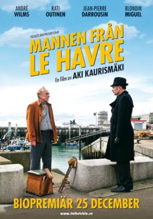 Mannen från Le Havre poster