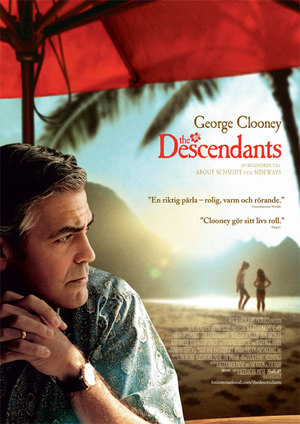 The Descendants poster