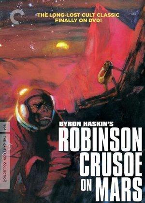 Robinson Crusoe på Mars poster