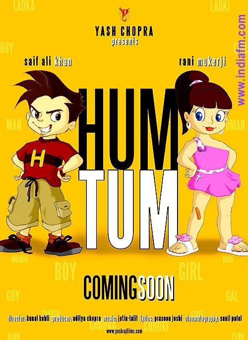 Hum Tum (2004) | MovieZine