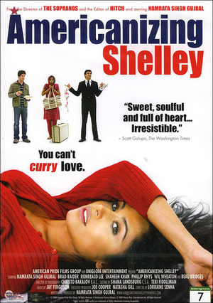 Americanizing Shelley poster