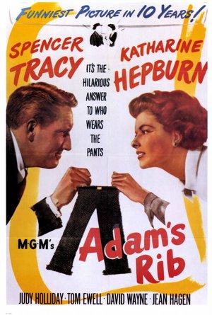 Adams revben poster