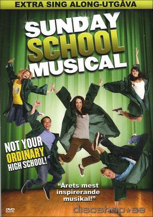 Sunday School Musical poster