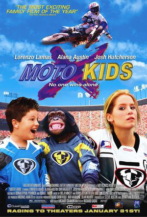 Moto X kids poster