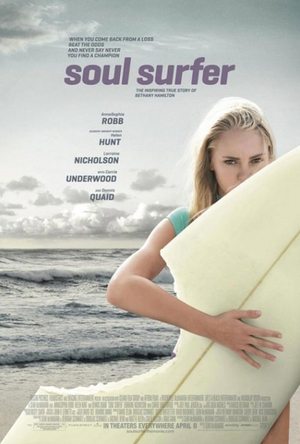 Soul Surfer poster