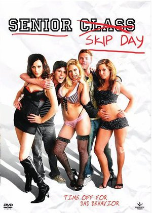 Senior Skip Day poster