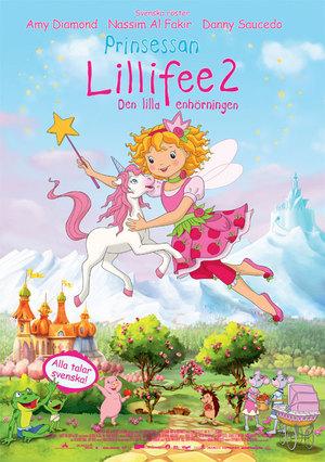 Prinsessan Lillifee 2: Den lilla enhörningen poster