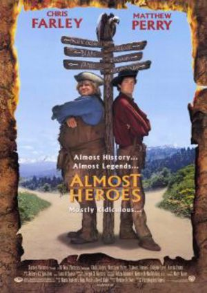 Almost Heroes poster