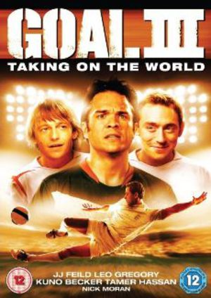 Goal! III: Taking on the world poster