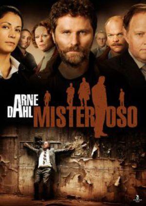 Arne Dahl: Misterioso poster