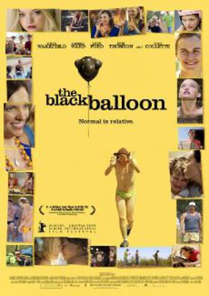 The Black Balloon poster