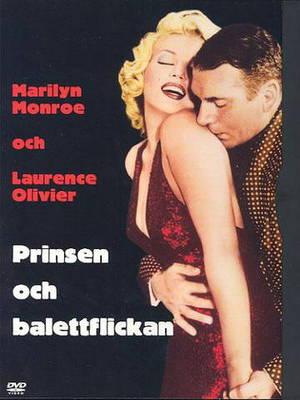Prinsen och balettflickan poster