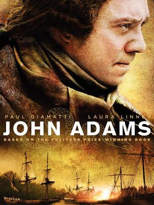 John Adams poster