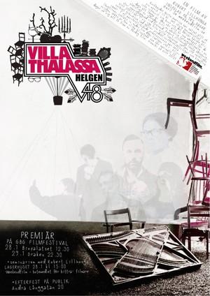 Villa Thalassa - helgen v. 48 poster