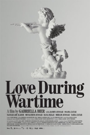 Love During Wartime poster