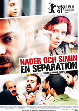 Nader och Simin – En separation poster