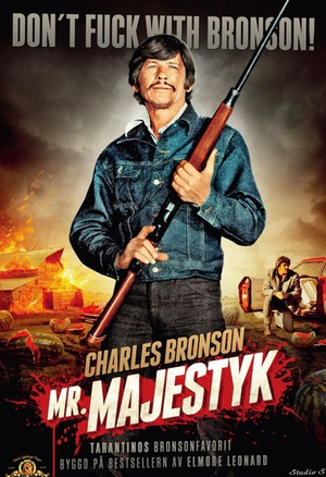 Mr. Majestyk poster
