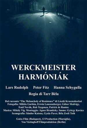 Werckmeister Harmonies poster