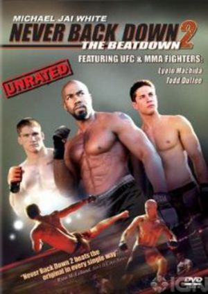 Never Back Down 2: The Beatdown poster