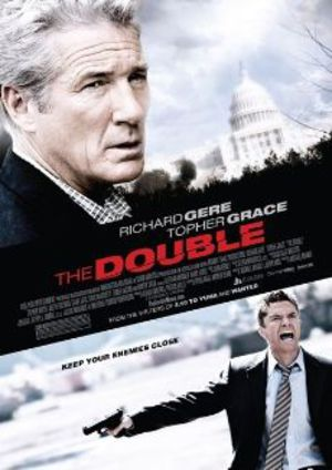 The Double poster