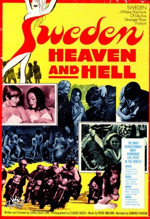 Sweden: Heaven and Hell poster