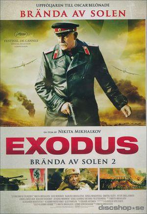 Exodus - Brända av solen 2 poster