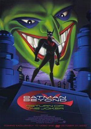 Batman in i framtiden - Jokerns återkomst poster