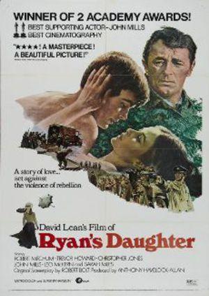 Ryans dotter poster