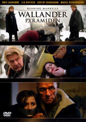 Wallander - Pyramiden poster