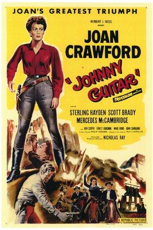 Johnny Gitarr poster