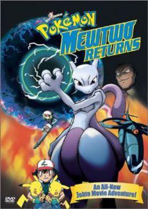 Pokémon: Mewtwo återkomsten poster