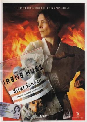 Irene Huss - Eldsdansen poster
