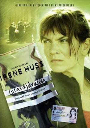 Irene Huss - Glasdjävulen poster
