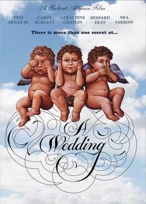 Oh, vilket bröllop poster