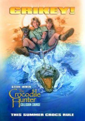 Krokodiljägaren poster