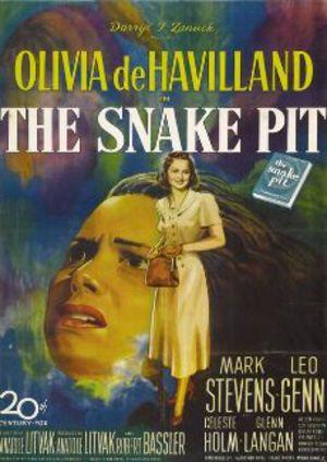 Ormgropen poster
