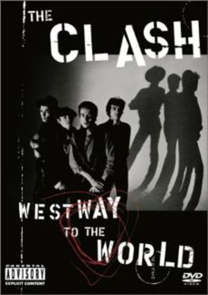 The Clash: Westway to the World poster