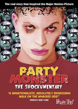 Party Monster: The Shockumentary poster