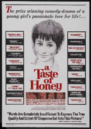 En doft av honung poster