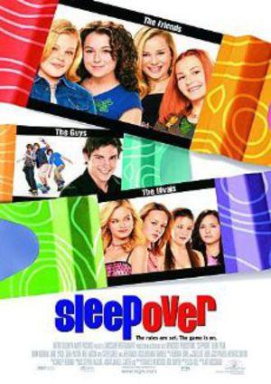 Sleepover - Pyjamaspartyt poster