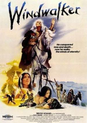 Windwalker - Indiankrigaren poster