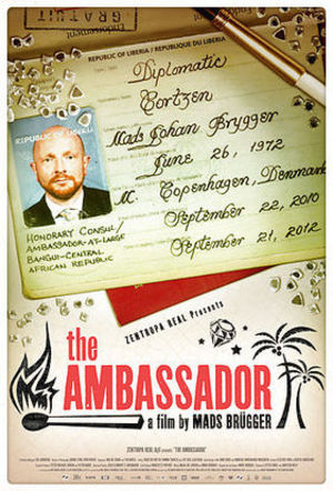Ambassadören poster