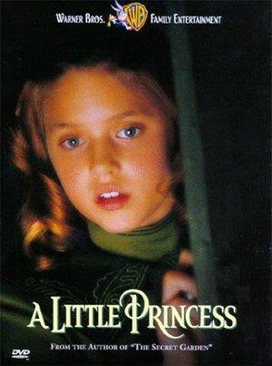 Den lilla prinsessan poster