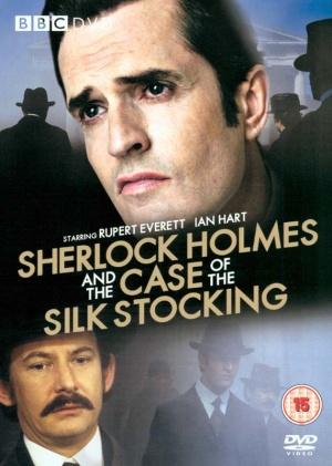 Sherlock Holmes och fallet med silkesstrumpan poster
