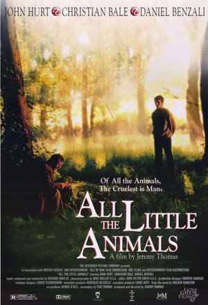 All The Little Animlas poster