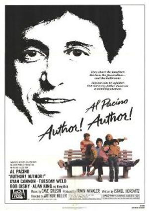 Author! Author! poster