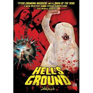 Hell's Ground poster